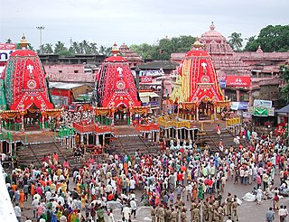 festival held at Puri