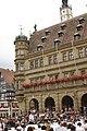 Rathaus - Marktplatz - Rothenburg ob der Tauber - Germany 2017.jpg