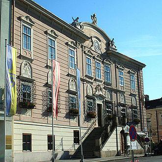 Klosterneuburg - Town hall