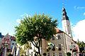 Ratusz, Stary Synek, Widok od ulicy Krawieckiej.jpg