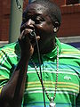 Ray Luv performing at 5th Annual AHSC 2.JPG