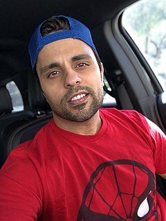 Ray William Johnson American video blogger, producer, and actor