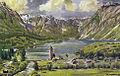 Razglednica Bohinjskega jezera (Hodnik).jpg
