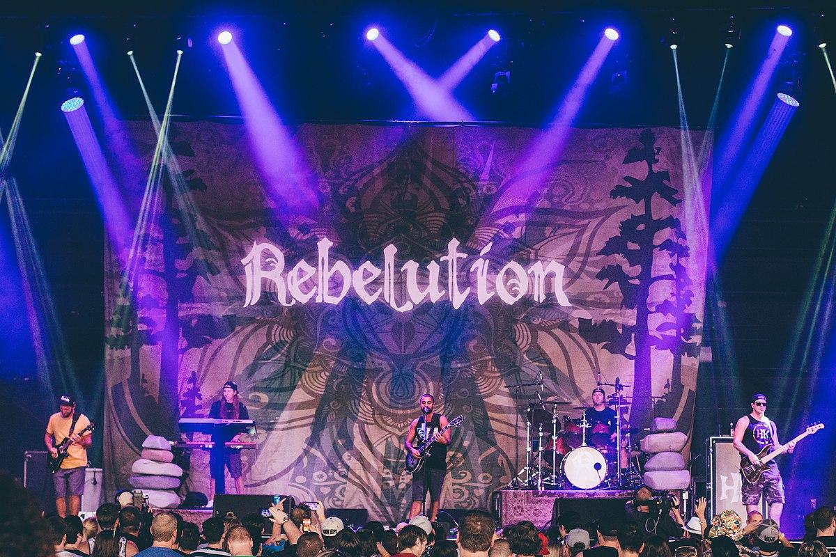 rebelution  band