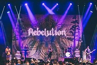 Rebelution (band) American reggae rock band