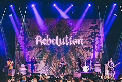 Picture of a band or musician: Rebelution