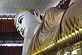 Reclining Buddha Chaukhtatgyi Buddha Temple, Bahan Township, Yangon, Myanmar. 05.jpg