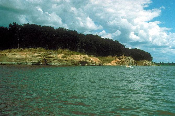 Red Rock Lake, Iowa