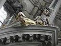Redon (35) Abbatiale Saint-Sauveur - Intérieur - Maître-autel 10.jpg