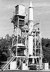 Redstone Test Stand