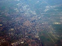 Reggio nell'Emilia aerial Italy view.jpg