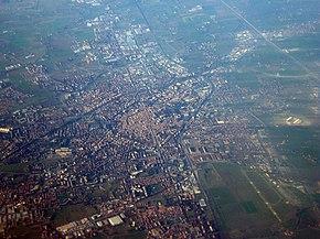Foto aerea del gennaio 2006