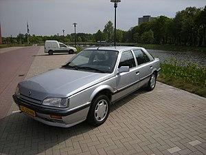 Renault 25 - Post facelift Renault 25