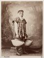 Reprofotografi av bild från resealbum, i samband med utställningen Ardmore på Hallwyl - Hallwylska museet - 87592.tif