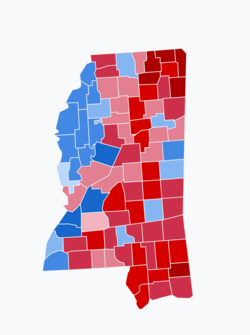 Results of the 2018 Senate election in Mississippi.png