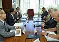 Reunião com o Ministro da Ciência e Tecnologia e Indústria de Defesa da China, Xu Dazhe. (17830513782).jpg