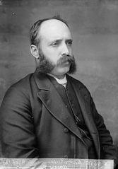Revd E Stephens, Llangynog