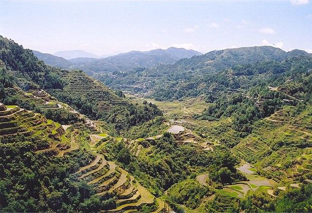 see: Banaue Rice Terraces