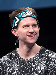 Ricky Dillon American YouTuber and singer-songwriter