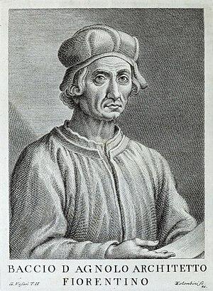 Baccio D'Agnolo
