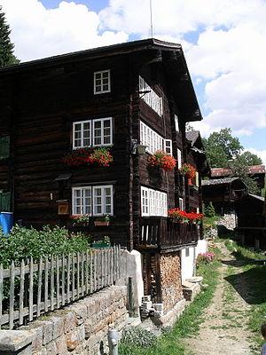 Niederwald, Switzerland - César Ritz's childhood home