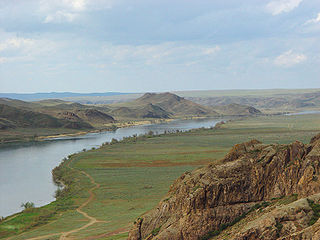 Central Asian riparian woodlands Ecoregion (WWF)