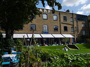 The River Café (London) - The River Café