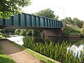 Road bridge over the Lea Navigation at Nazeing - geograph.org.uk - 1444029.jpg