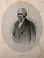 Robert Bentley Todd. Lithograph by J. H. Lynch after E. Armi Wellcome V0005843.jpg
