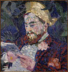 Portrait of Henri Carlier
