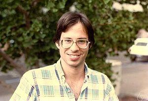 Robert F. Coleman - Robert Coleman at Oberwolfach in 1983
