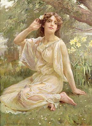 Robert Payton Reid - Image: Robert Payton Reid, 1905 Echo