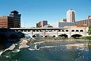 Rochester NY Broad Street Bridge 2002