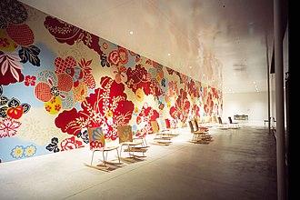 21st Century Museum of Contemporary Art, Kanazawa - Art inside the Museum.