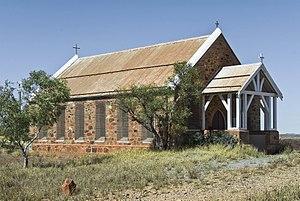 Roebourne, Western Australia - Image: Roebourne, Holy Trinity Church