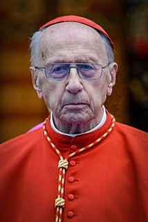 Roger Etchegaray French cardinal