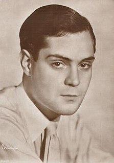 Rolf von Goth German actor