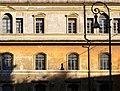 Rome May 2010 - Facade of a building by Via dell'Olmata (Liceo Ginnasio Statale Pilo Albertelli) - panoramio.jpg