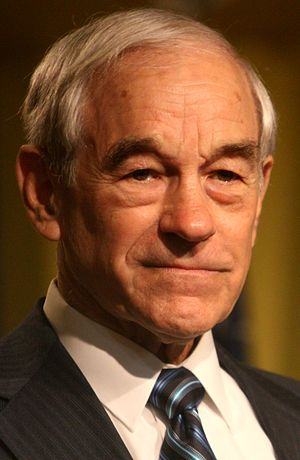 Republican Party presidential candidates, 2012 - Image: Ron Paul (6815719465) (cropped 2)