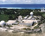 Ronald Reagan Ballistic Missile Defense Test Site at Kwajalein Atoll, Republic of the Marshall Islands.jpg