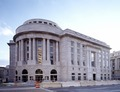 Ronald Reagan Building, under construction in the 1990s in Washington, D.C..tif