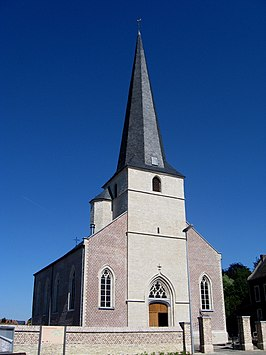 Sint-Annakerk in Roosbeek