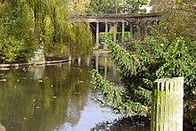 《秋》(蒙梭公园*)Autumn(Parc Monceau))【美】蒂斯黛尔 - 北斗第一星 - jinxianshu123的博客