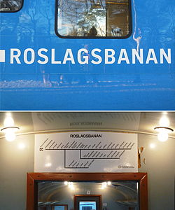 Roslagsbanan collage 2014.jpg