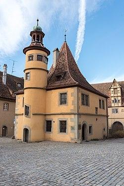 Rothenburg ob der Tauber, Spitalhof 2-20160108-002.jpg