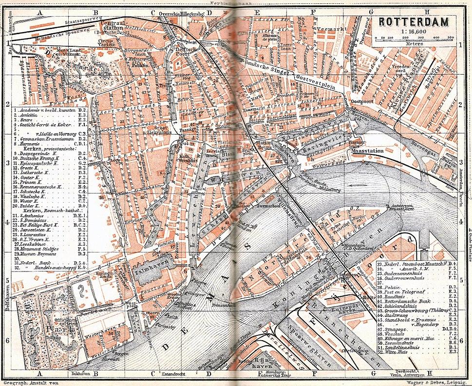 Rotterdam 1905
