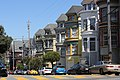 Row of Victorian houses in San Francisco.JPG
