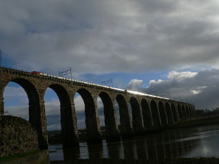 Royal Border Bridge, Berwick