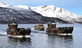 Royal Marines Conduct Beach Assault in Norway During Exercise Cold Response MOD 45153818.jpg