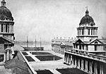 Royal Naval College and HMS Fisgard (5546944444).jpg
